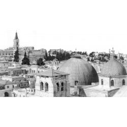 Panoramic View of Jerusalem...