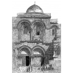 Holy Sepulche 1865