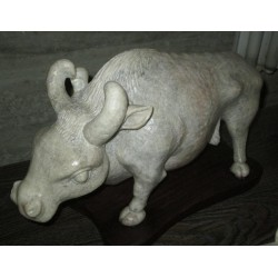 Taurus by Khalil Saadeh, iRiwaq Virtual Art Gallery