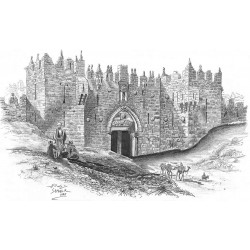Damascus Gate 1865