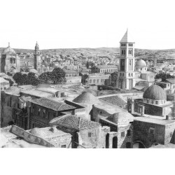 Jerusalem from the West 1905