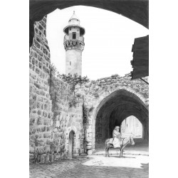 Red Minaret 1865
