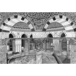 Dome of the Rock – Interior...