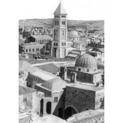 Jerusalem from the West