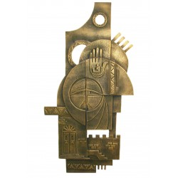 Sculpture I by Mohammed Alhaj, iRiwaq Virtual Art Gallery