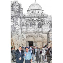 Holy Sepulchre Past & Present