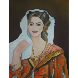 Women by Nisreen Abu Gazaleh, iRiwaq Virtual Art Gallery