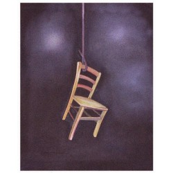 Chair by Yousef Katalo, iRiwaq Virtual Art Gallery