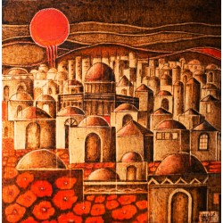 To al-Aqsa Martyrs by Mohammed Elsharief, iRiwaq Virtual Art Gallery