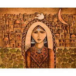 Heritage by Mohammed Elsharief, iRiwaq Virtual Art Gallery