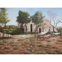 Maqam Abu Zitoun by Ghadeer Hamoodah, iRiwaq Virtual Art Gallery