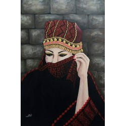 Palestinian by Ghadeer Hamoodah, iRiwaq Virtual Art Gallery